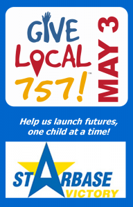 STARBASE Give Local logo
